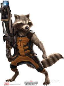 Rocket Raccoon  Disney Wiki  FANDOM powered by Wikia